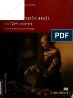 From Rembrandt to Vermeer - 17th Century Dutch Artists (Art eBook)