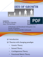 Theories of Growth