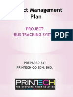 Project Management Plan Ppt Latest