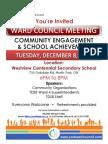 Ward Meeting Invite-W4-Dec 8