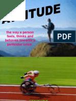 Atttitude for Trainees
