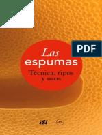Adria Ferran - Espumas de El Bulli