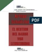 El Destino Del Barón Von Leinsenbhog