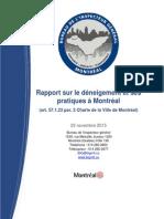 Déneigement Sommaires Constats Et Recommandations FINAL 201115
