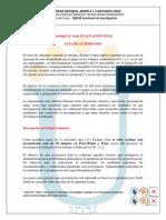 Guia Evaluacion Final Seminario de Investigacion 2015 II