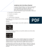 Los Signos-Compases y Cadencias
