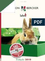 Vorschau der Verlage Butzon & Bercker und Lahn