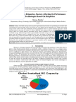 Study of Biomass Briquettes, Factors Affecting Its Performance and Technologies Based On Briquettes