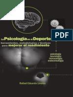 Libro. La Psicología en El Deporte. Linares