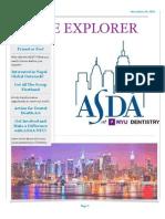 ASDA Newsletter