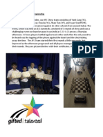 chess tournament at jess