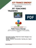 Proposal Hypnoteaching Training Mts New3