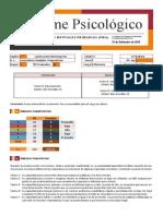 Informe PMA