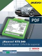 Scanners Diagnostico KTS340