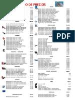 Lista de Precios Pc Azteca Alpujarra Del 25 Al 30 de Noviembre