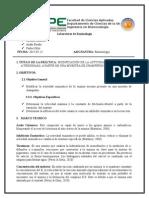 Informe 4 Actividad Enzimatica
