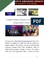 Christ Embassy International Ministry