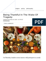 Being Thankful in the Wake of Tragedy _ 13
