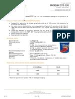 Product Data Sheet -370-120