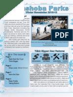 Nashoba Parks Newsletter