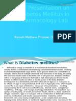 Diabetes Mellitus 1