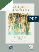2007 - Mujeres y Hombres