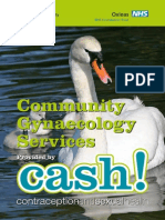 Community Gynaecology Leaflet for Web