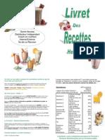 Livret de Recettes Herbalife (1)