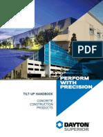 Handbook Datyon Tilt Up