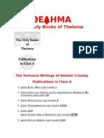 Libri of ΘΕΛΗΜΑ AA