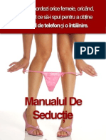Manual de Seductie - Juan