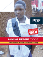 Straight Talk Foundation, 2009 Annual Report
