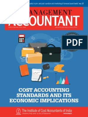 ICMAI August 2014 Issue | Accounting | Business