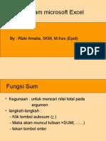 Aplikom Excel