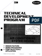 2443 Carrier Water Piping Systems and Pumps Part 1