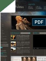 """""""Pastora Ludmila Ferber » Novo Site » Estúdio Gravação » Musica Evangélica"""""""