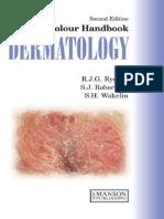 A Colour Handbook of Dermatology 2nd ed. - R. Rycroft, et. al., (Manson, 2010) WW.pdf