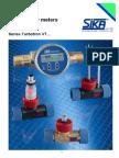 Sika Flow Meters