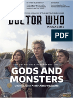 DWM Gods and Monsters (2012) FanArt Cover 03