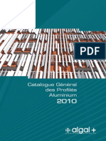 Catalogue General Des Profiles Mai 2010
