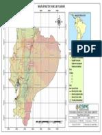 Mapa Politico Del Ecuador