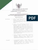 Sk Tim Koordinasi Pemanfaatan Dak 2015