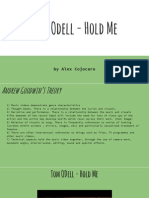 Hold Me - Andrew Goodwin