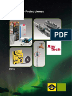 201511 Raytech-estiare Catálogo Tarifa 2015