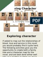 exploring character