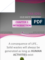 SOLID WASTE MANAGEMENT (TKA 4201) LECTURE NOTES 1