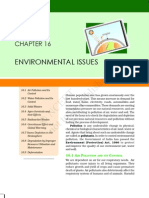 Unit 16 , Ncert 12 Biology Env. Issues