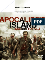 [Apocalipsis Island 04] Garcia, Vicente - Guerra Total Z [23340] (r1.0)
