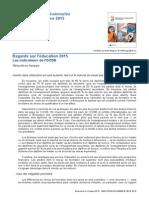 Regards sur l'éducation 2015 - Les indicateurs de l'OCDE