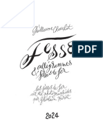 extrait de FESSE de Guillaume Chauchat / éditions 2024